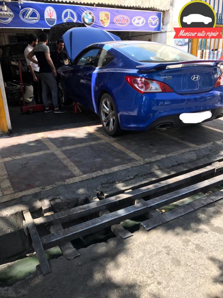 تعمیرگاه تخصصی خودروهای برتر